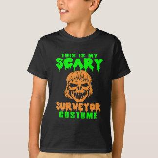 C'est mon costume effrayant de Halloween T-shirt