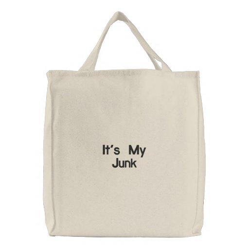 C'est mon ordure sac