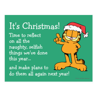 C'est Noël ! Carte Postale