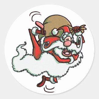 C'est Père Noël ! ! autocollant