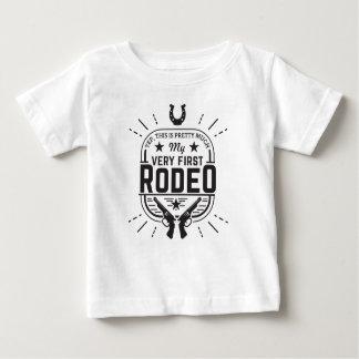 C'EST réellement mon PREMIER T-shirt de RODÉO