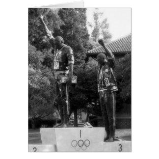 C'est San Jose CA : Tommie Smith et John Carlos Cartes