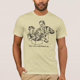 C'est un certain céphalopode, fils t-shirt