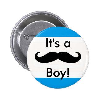 C'est un garçon badges