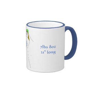 C'est un garçon ! mug ringer