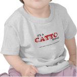 C'est un nourrisson de chose de Catto… T-shirts