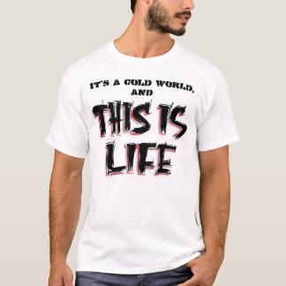 C'est un T-shirt froid…
