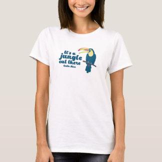 C'est un toucan du Costa Rica de jungle là T-shirt
