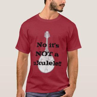C'est une mandoline, pas un T-shirt d'ukulélé