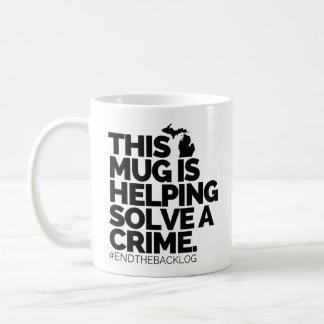 Cette tasse aide résolvent un crime | Michigan