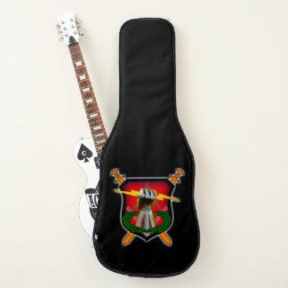 Ceux en hausse sac de guitare électrique