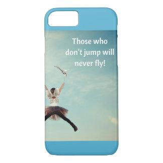 Ceux qui ne sautent pas le coque iphone
