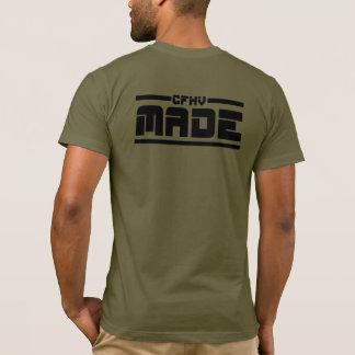 CFHV a fait le T-shirt