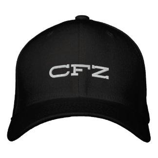 CFZ raffinent le casquette noir Casquette Brodée