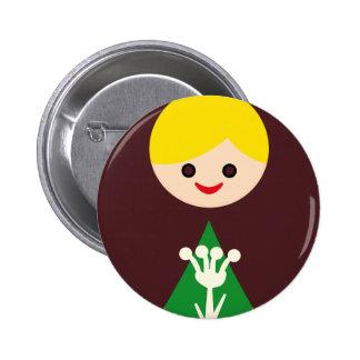 CGMatryP14 Badge Avec Épingle
