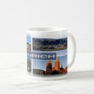 Ch Suisse - Zurich - Feldbach - lac - Mug