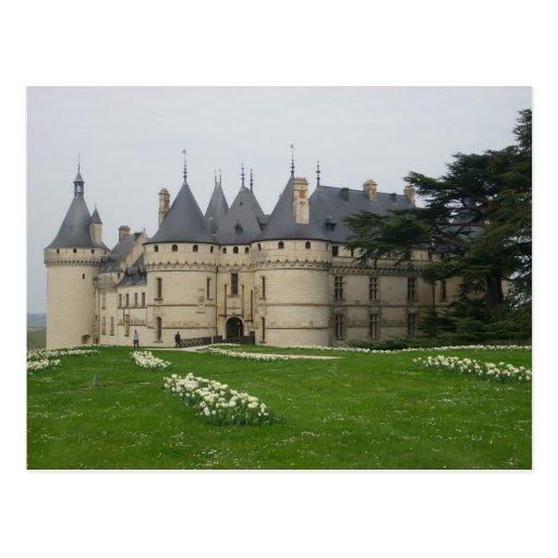 Ch�teau de Chaumont s/Loire - Carte Postale