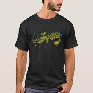 Chabot de rivière, AKA tacaud de klaxon T-shirt