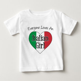 Chacun aime une fille italienne t-shirts