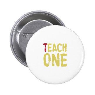 Chacun enseigne un pin's