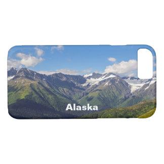 Chaîne de montagne de Chugach de l'Alaska Coque iPhone 7