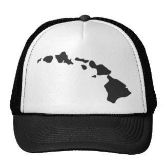 Chaîne d'île hawaïenne casquette