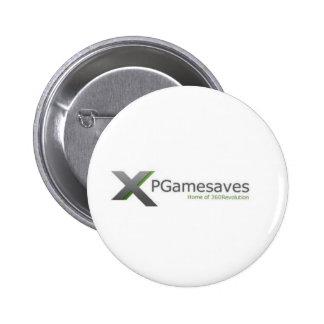 Chaîne v1 de XPGamesaves Badge Rond 5 Cm