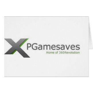 Chaîne v1 de XPGamesaves Carte De Vœux