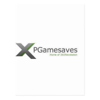 Chaîne v1 de XPGamesaves Cartes Postales