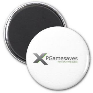 Chaîne v1 de XPGamesaves Magnet Rond 8 Cm
