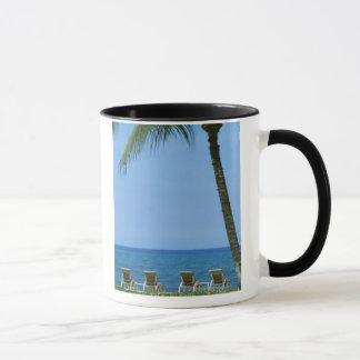 Chaise de plage 3 mug