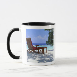 Chaise de plage 6 tasses