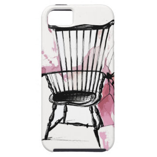 Chaise de Windsor Coques iPhone 5