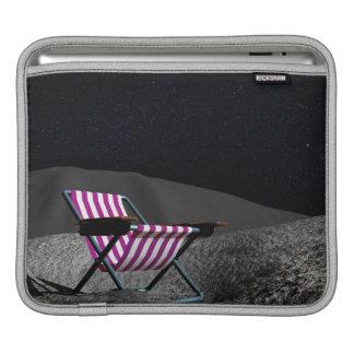 Chaise sur la lune housses iPad