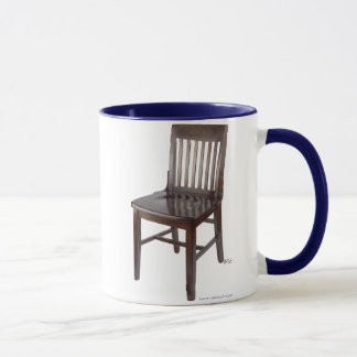 Chaise vide tasses
