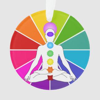 Chakra aura ornement