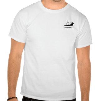 Challengeur STS 51-L T-shirts