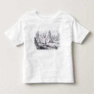 Chaman de Natif américain T-shirt Pour Les Tous Petits