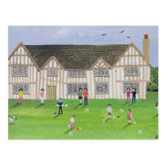 Chambre 1995 de Tudor Carte Postale