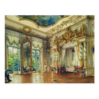 Chambre à coucher de tsar Alexandre I Carte Postale