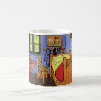 Chambre à coucher de Van Gogh Vincent dans Arles, Mug