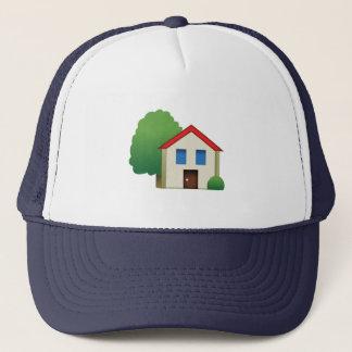 Chambre avec l'arbre - Emoji Casquette De Camionneur