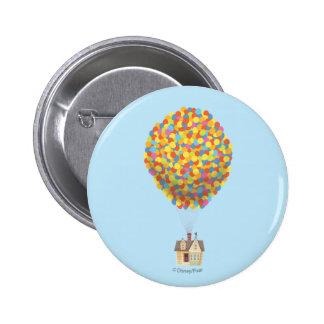 Chambre de ballon de Disney Pixar VERS LE HAUT de Badges