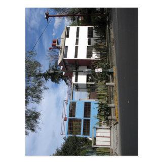 Chambre de Diego Rivera et de Frida, San ? ngel, Carte Postale
