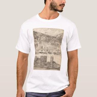 Chambre de Dunmore de lac à Salisbury T-shirt