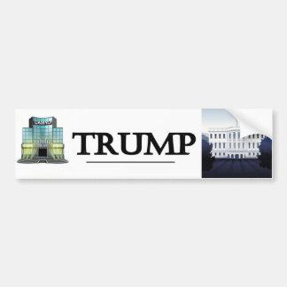 Chambre de jeu à la Maison Blanche Autocollant De Voiture