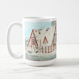 Chambre de Père Noël de tasse de café de Winona du