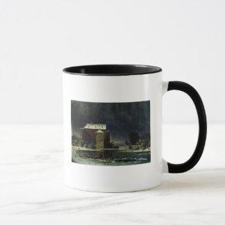 Chambre hantée dans la neige, 1848 mugs