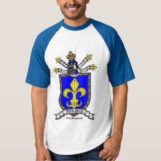 Chambre noble d'avant-garde de la chemise t-shirt