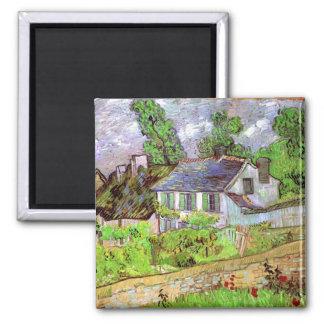 Chambres dans Auvers, Vincent van Gogh Aimant